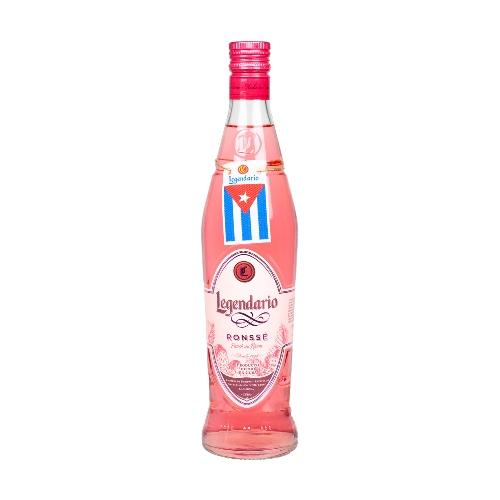 Legendario Ronsee Punch au Rhum Likör 32%Vol. Alkohol