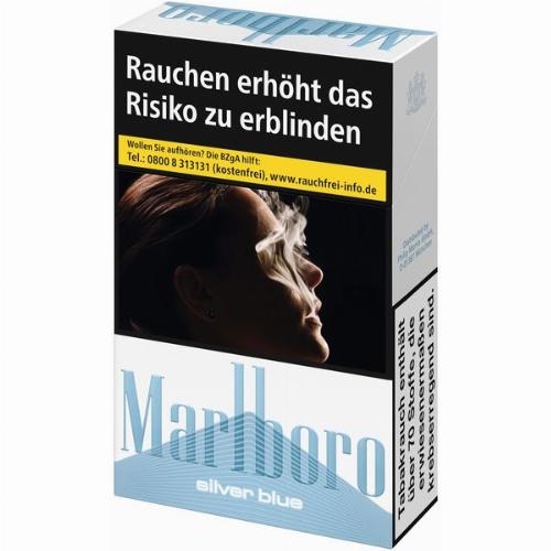 Marlboro Silver Blue (10x20)