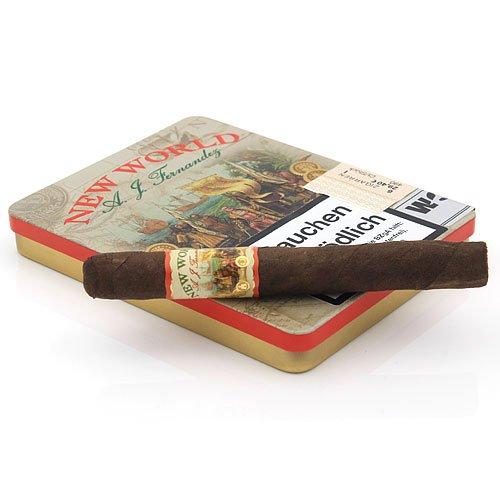 AJ Fernandez New World Oscuro Petit Corona Zigarren 6 Stück