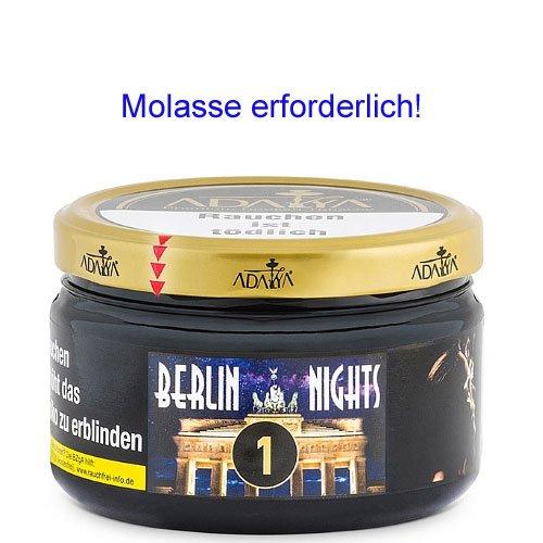 Adalya Berlin Nights 1 Shisha Tabak 200gr