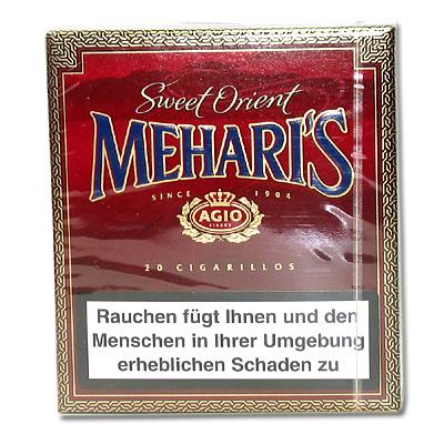 Agio Meharis Red (ehem. Orient) Zigarillos