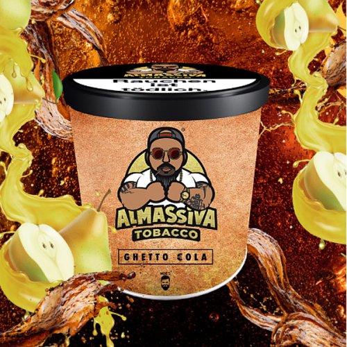 Al Massiva Tobacco Ghetto €ola 200g Shisha Tabak