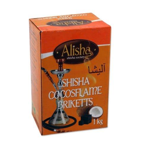 Alisha Briquets 1000g
