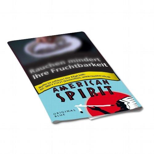 American Spirit Tabak Original Blue 30g Päckchen Feinschnitt