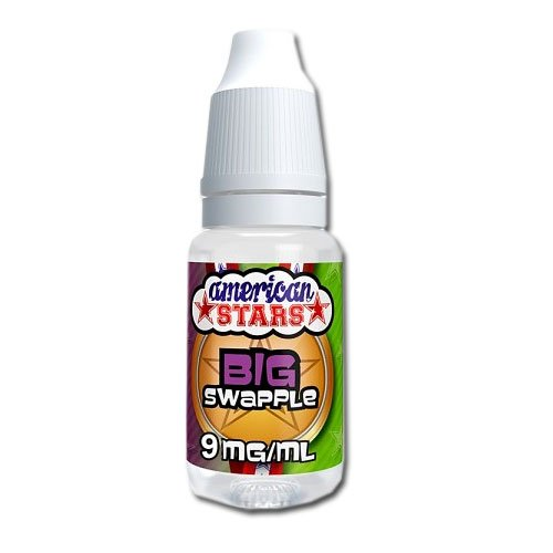 American Stars Big Swapple Liquid 9 mg