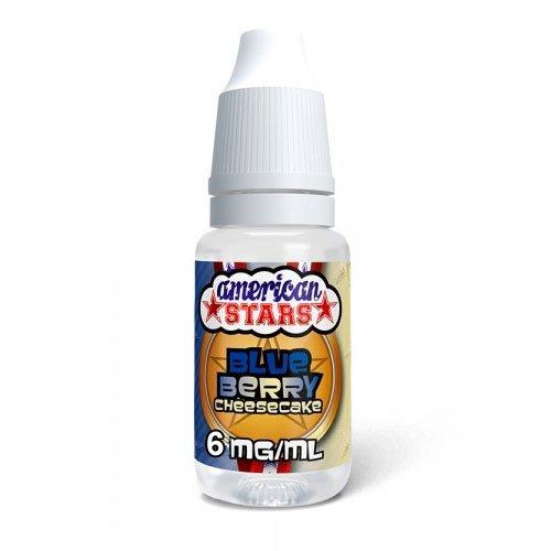 American Stars Blueberry Cheesecake Liquid 6 mg
