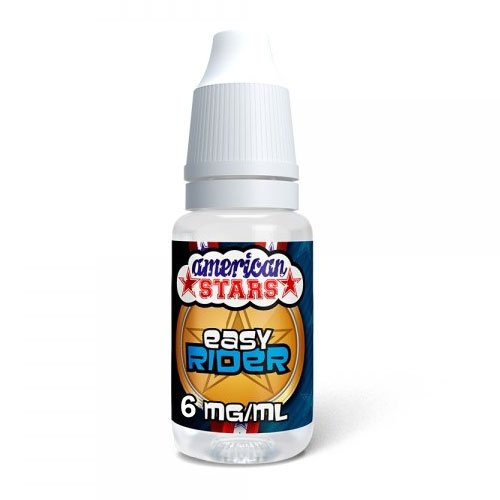American Stars Easy Rider Liquid 6 mg