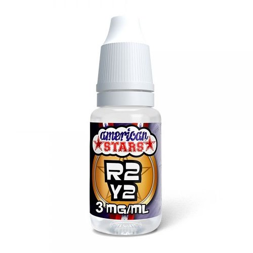 American Stars R2Y2 Liquid 3 mg