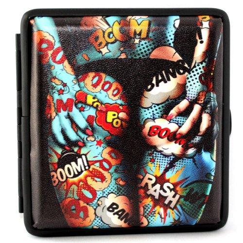 Angelo Girl Zigaretten Etui 20er - Motiv 05 - Crash Boom