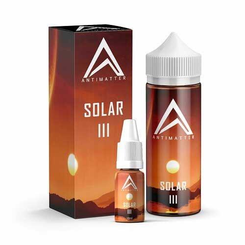 Antimatter Solar III Liquid Aroma 10ml Bottle in Bottle