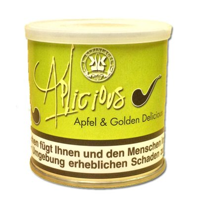 Aplicious Pfeifentabak K. Kleinlagel mit Geschmack 50g Dose