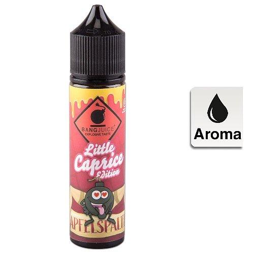 Aroma Bang Juice Little Caprice Apfelspalte 15ml
