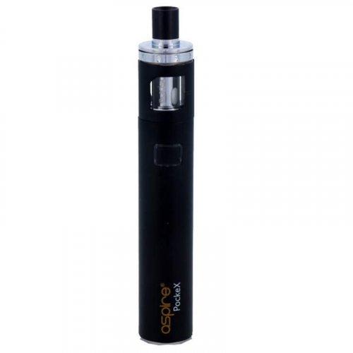 Aspire PockeX E-Zigarette Starterset Schwarz