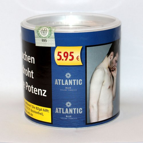Atlantic Tabak Blue 40g Dose Volumentabak