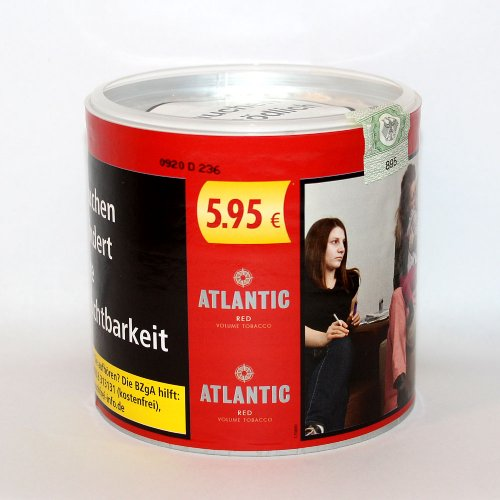 Atlantic Tabak Red 40g Dose Volumentabak