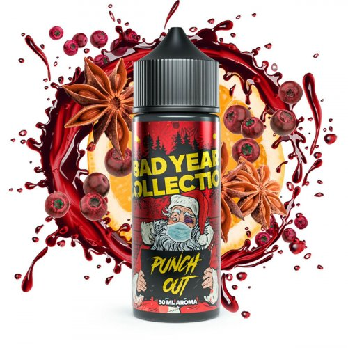 Avoria Bad Year Collection Punsh Out Longfill Aroma 30ml