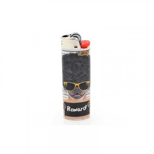 BIC Feuerzeug Gangster Dog REWARD