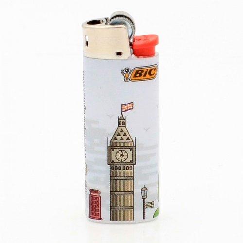 BIC Feuerzeug Mini Cities London