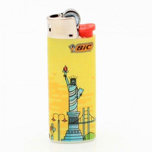 BIC Feuerzeug Mini Cities New York