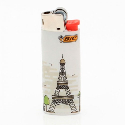 BIC Feuerzeug Mini Cities Paris