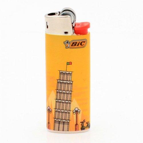 BIC Feuerzeug Mini Cities Pisa