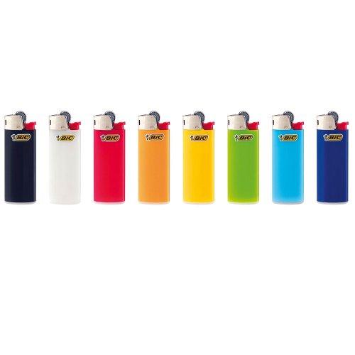 BIC Feuerzeug Mini Steinzündung Diverse Farbe 1 Stk.