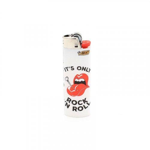 BIC Feuerzeug The Rolling Stones 5v8
