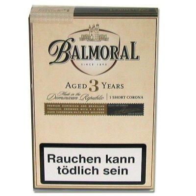 Balmoral Aged Selection Short Corona 5er