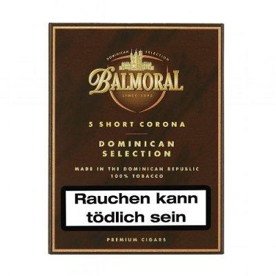 Balmoral Dominican Selection Short Corona 5er