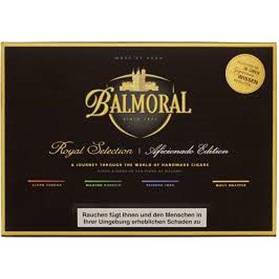 Balmoral Royal Selection Aficionado Edition 4er  (Artikel wird nicht mehr hergestellt)