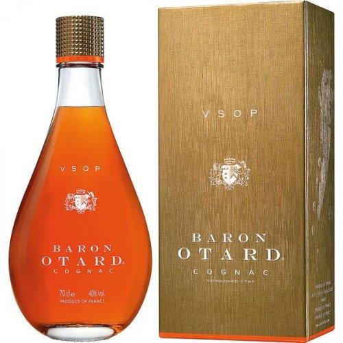 Baron OTARD Cognac V.S.O.P. 40% vol. Faltschachtel
