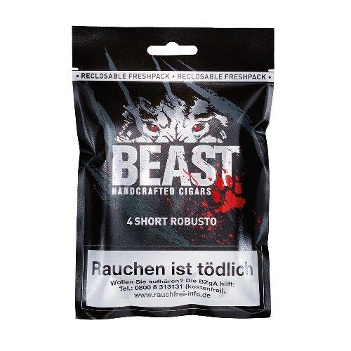 Beast Short Robusto Zigarre 4 Stk.