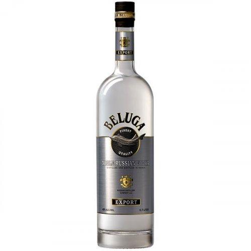 Beluga Noble Russian Vodka 40% Alkohol, 0,7L