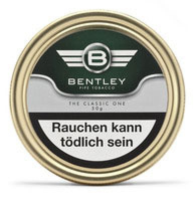 Bentley Pfeifentabak The Classic One  50g Dose