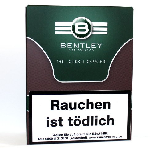 Bentley Pfeifentabak The London Carmine (Pine) 50g Dose