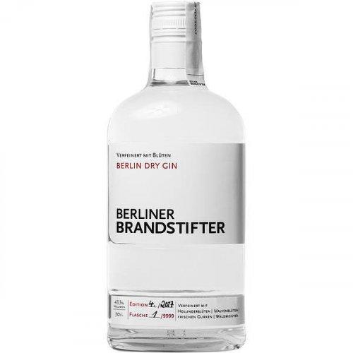 Berliner Brandstifter Gin 43,3% Alkohol, 0,7L