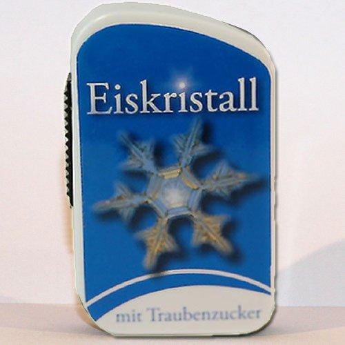 Bernard Schnupfpulver Eiskristall 10g Dose