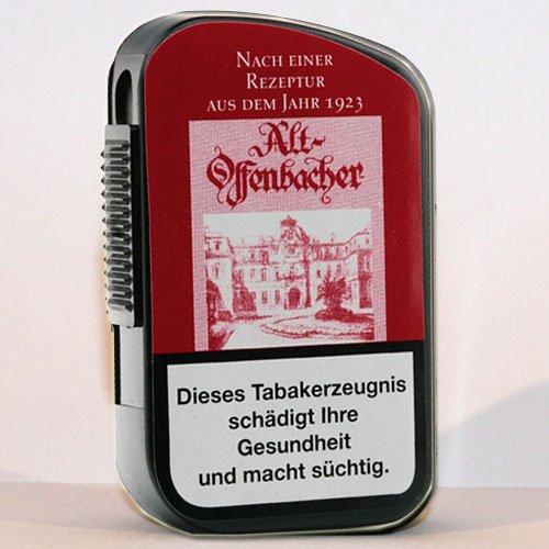 Bernard Schnupftabak Alt Offenbacher 10g Dose
