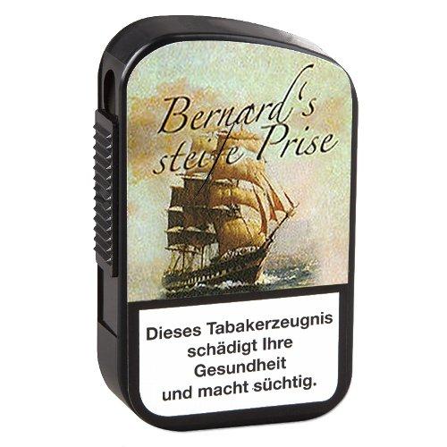 Bernard Schnupftabak Steife Prise Snuff in 10 g Dose