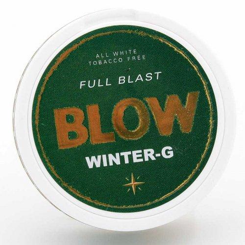 Blow Winter-G Full Blast Slim Nicopods