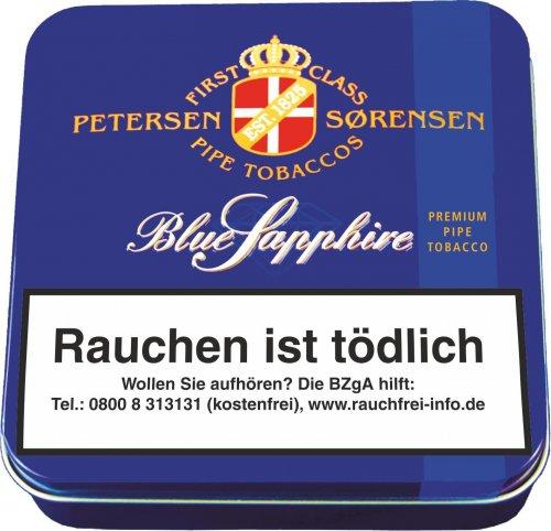 Blue Sapphire Pfeifentabak Petersen und Sörensen 100g