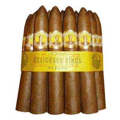 Bolivar Belicosos Finos Cigarre 25er Kiste