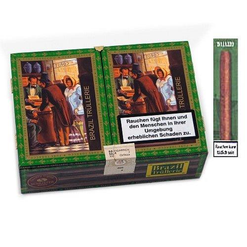 Brazil Trüllerie Bajazzo Zigarren  50 Stück