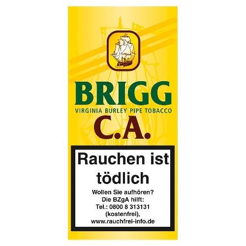 Brigg C. A. Pfeifentabak (ehem. Coco Ananas) 40g Päckchen