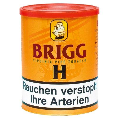 Brigg H. Pfeifentabak (ehem. Honigmelone) 180g Dose