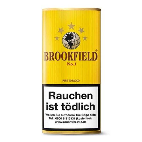 Brookfield Pfeifentabak No.1 (Aromatic Blend) 50g Päckchen