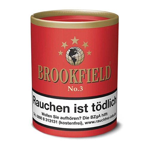 Brookfield Pfeifentabak No.3 (Cherry Blend) 200g Dose
