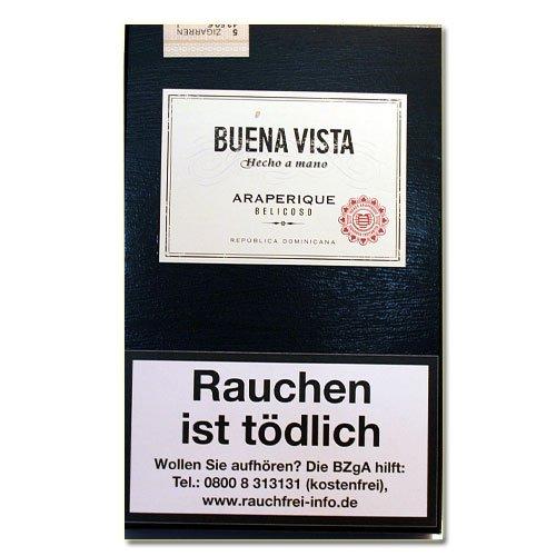 Buena Vista Belicoso Cigarren 5 Stück