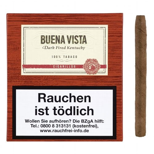 Buena Vista Dark Fired Kentucky Zigarillos