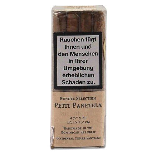 Bundle Cigars by Cusano Dominikanische Republic Petit Panetela